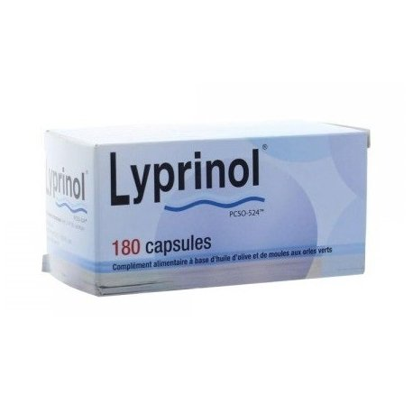 Lyprinol 180 caps