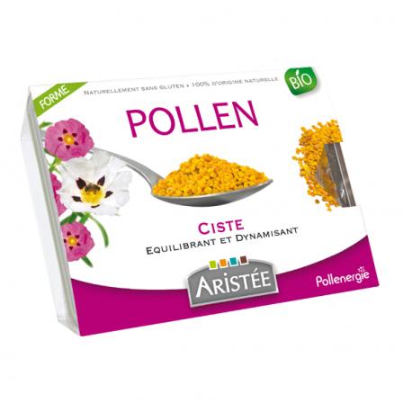 Pollen frais bio ciste