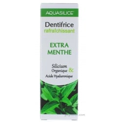 Dentifrice extra menthe