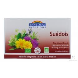 Elixir du suédois infusion Bio