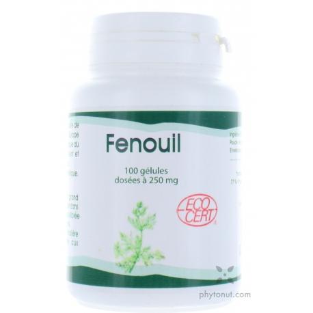 Fenouil 100 gel