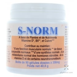 S-norm