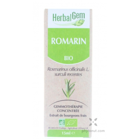 Romarin bourgeon 15 ml