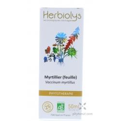 Myrtille feuilles bio - EPF 50 ml