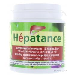Hepatance - 120 gélules