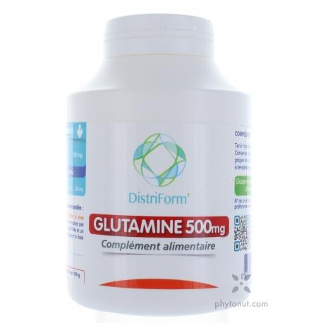 Glutamine - 200 gélules