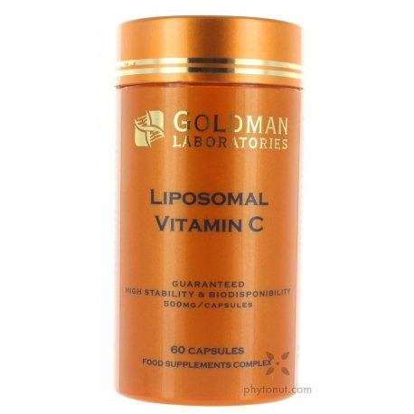 Vitamine C liposomale 60 gel