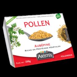 Pollen frais d'aubépine bio