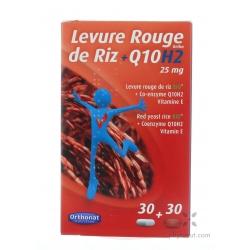 Levure de riz rouge bio + Q10