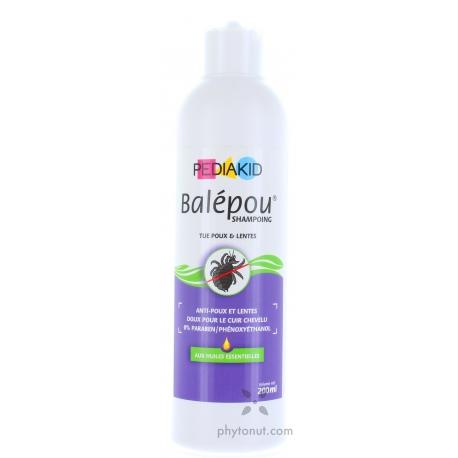 Balépou shampooing