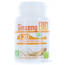 Ginseng bio - comprimés