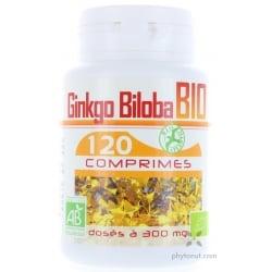 Ginkgo bio - comprimés