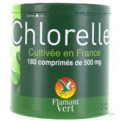 Chlorella française - 180 comprimés