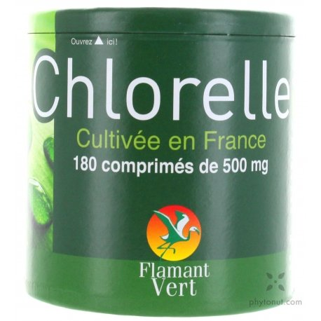 Chlorella bio 180 cps