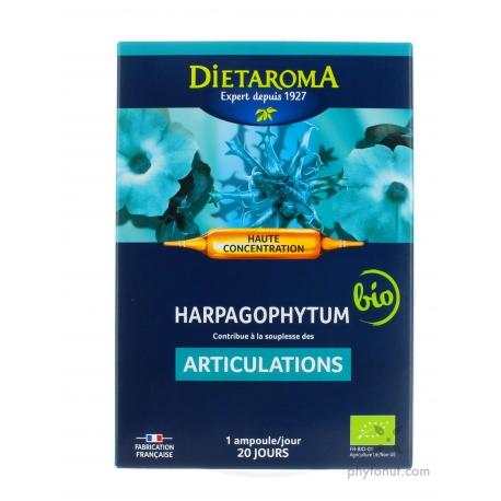 Harpagophytum standardisé