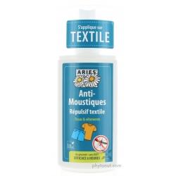 Spray anti-moustiques textile