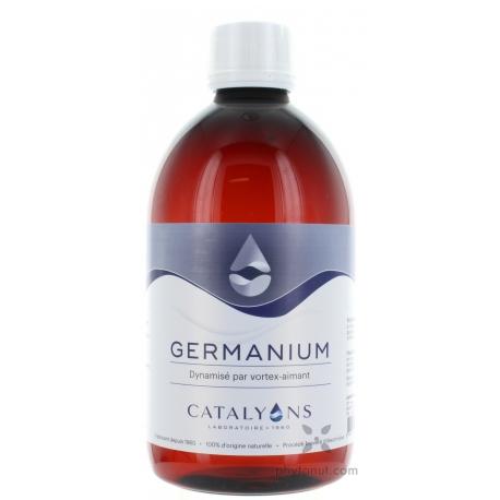 Germanium organique