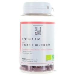 Myrtille Bio - 120 gélules
