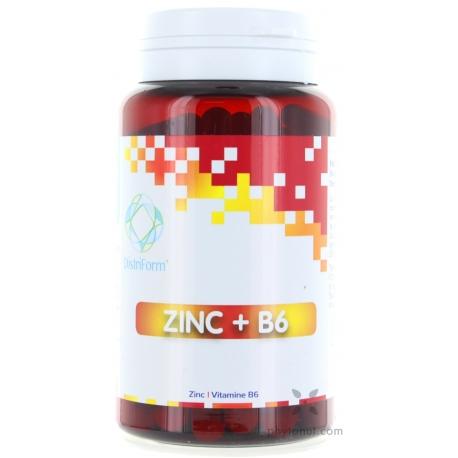 Zinc bisglycinate - gélules