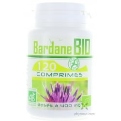 Bardane bio - comprimés