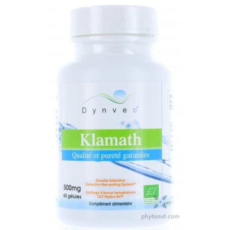 Klamath bio - 60 gélules