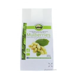 Mulberries (mûres blanches) 400 g