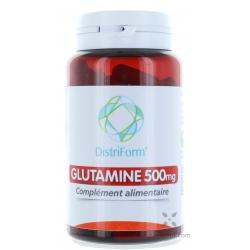 Glutamine - 100 gélules
