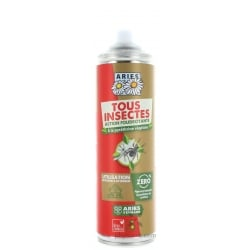 Insecticide naturel rampants