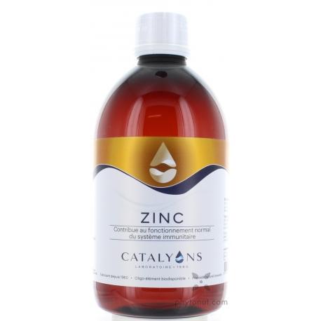 Zinc catalyons