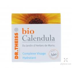 Crème visage Calendula hydratante