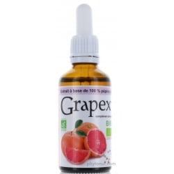 Pépins pamplemousse 50 ml bio Grapex 78