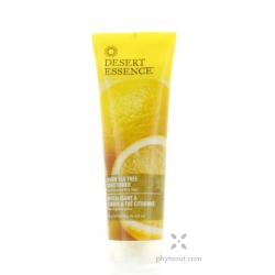 Après-shampoing citron