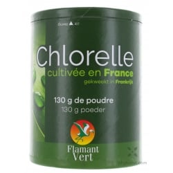 Chlorella française - poudre 130 g