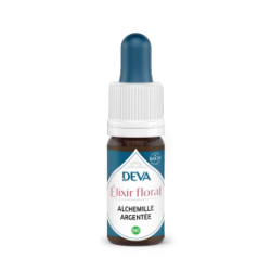 Alchémille argentée - Elixir floral