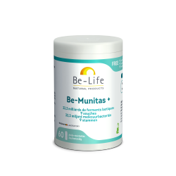 Probiotique B-munitas - 60 gélules