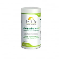 Ashwagandha 5000 bio standardisée