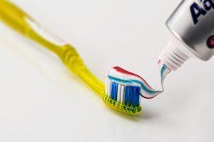 dentifrices dioxyde de titane