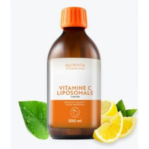 Vitamine C liposomale Nutrivita