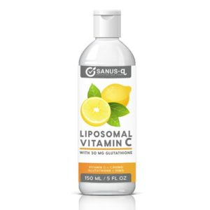 Vitamine C liposomale +glutathion